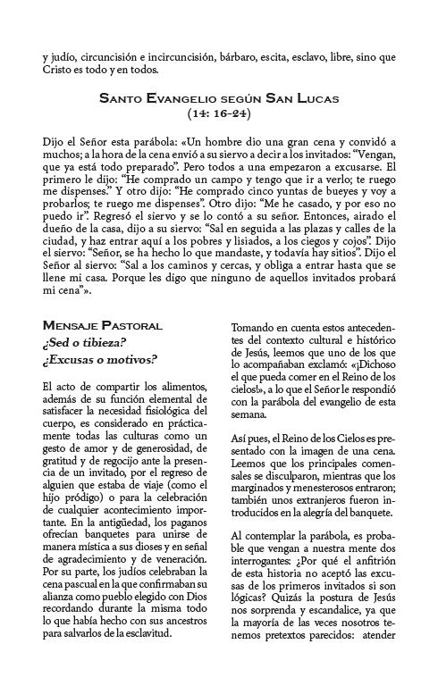 Boletín – Iglesia Ortodoxa Antioquena