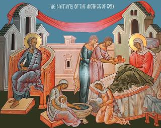 Icono-Natividad-Maria