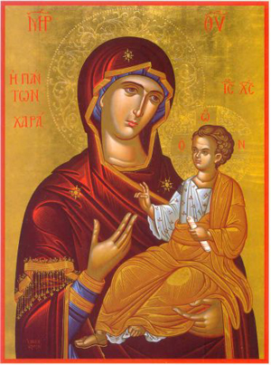 Icono-moderno-bizantino-griego