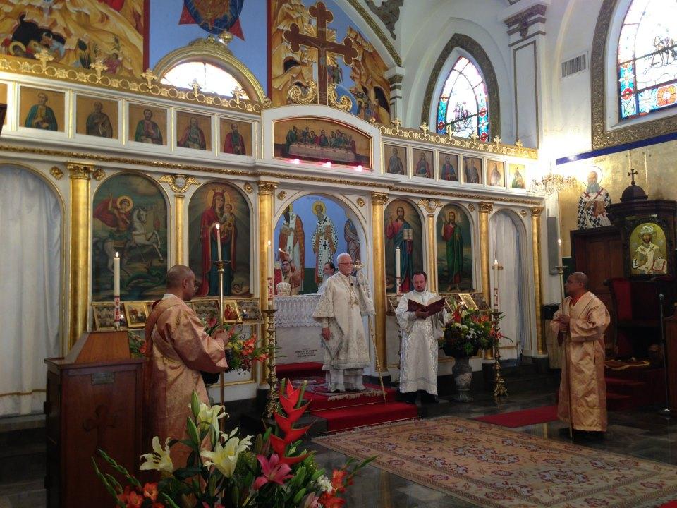 Resultado de imagen para Iglesia Ortodoxa San Jorge