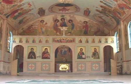 Monasterio de San Antonio el Grande – Iglesia Ortodoxa Antioquena